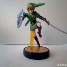 Videojuegos y Consolas Nintendo Switch: FIGURA AMIIBO SMASH LINK NVL-001-NINTENDO-VER FOTOS. Lote 179114906