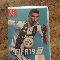 Videojuegos y Consolas Nintendo Switch: FIFA 19 NINTENDO SWITCH. Lote 180157468