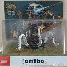 Videojuegos y Consolas Nintendo Switch: AMIIBO GUARDIAN, THE LEGEND OF ZELDA. Lote 180847892