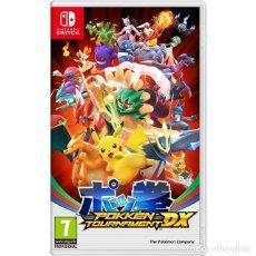 Videojuegos y Consolas Nintendo Switch: POKKÉN TOURNAMENT DX. Lote 183215317