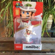 Videojuegos y Consolas Nintendo Switch: NINTENDO AMIIBO MARIO NOVIO. MARIO ODYSSEY. NINTENDO SWITCH. 3DS. Lote 183471130