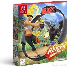 Jeux Vidéo et Consoles: RINGFIT ADVENTURE. Lote 184593923