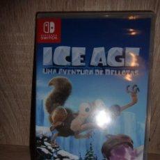 Jeux Vidéo et Consoles: JUEGO NUEVO SIN DESPRECINTAR NINTENDO SWITCH ICE AGE UNA AVENTURA DE BELLOTAS. Lote 190704137