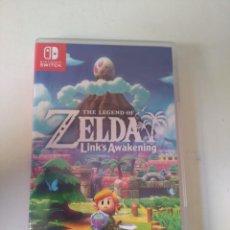 Jeux Vidéo et Consoles: THE LEGEND OF ZELDA LINK'S AWAKENING PARA NINTENDO SWITCH!! ENTRE Y MIRE MIS OTROS JUEGOS!. Lote 190823330