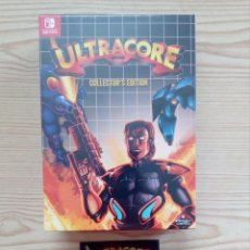 Videojuegos y Consolas Nintendo Switch: ULTRACORE COLLECTOR'S EDITION NINTENDO SWITCH - PRECINTADO - 2000 COPIAS EN EL MUNDO. Lote 191300112