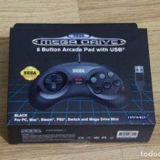 Videojuegos y Consolas Nintendo Switch: MANDO RETRO-BIT SEGA MEGADRIVE 32X 6B USB. Lote 191973717