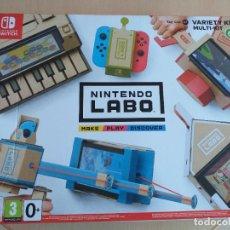 Videojuegos y Consolas Nintendo Switch: JUEGO NINTENDO SWITCH LABO ( SIN USAR). Lote 192276286