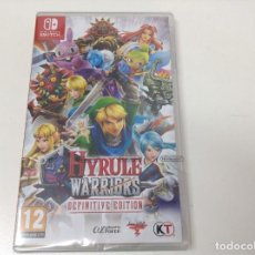 Videojogos e Consolas: HYRULE WARRIORS DEFINITIVE EDITION. Lote 192718600