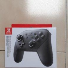 Videojuegos y Consolas Nintendo Switch: CAJA VACIA PARA MANDO NINTENDO SWITCH PRO CONTROLLER. Lote 192761912