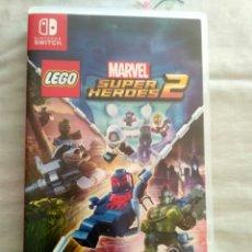 Videojuegos y Consolas Nintendo Switch: NINTENDO SWITCH JUEGO LEGO MARVEL SUPER HEROES 2. Lote 193711958