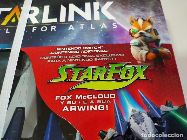 Videojuegos y Consolas Nintendo Switch: Starlink Battle for Atlas Starter Pack Nintendo Switch figuaras juego Nuevo - Foto 4 - 194118165