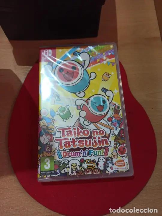 TAIKO NO TATSUJIN PRECINTADO, NINTENDO SWITCH - PRECINTADO (Juguetes - Videojuegos y Consolas - Nintendo - Switch)