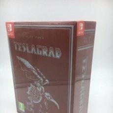 Videojuegos y Consolas Nintendo Switch: JUEGO TESLAGRAD VALUE PACK PARA NINTENDO SWITCH, PAL EUROPA NUEVO PRECINTADO SOEDESCO. Lote 195669891