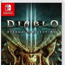 Videojuegos y Consolas Nintendo Switch: DIABLO III - ETERNAL COLLECTION. Lote 197503680