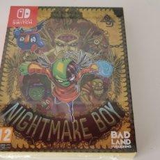 Videojuegos y Consolas Nintendo Switch: NIGHTMARE BOY NINTENDO SWITCH NUEVO PRECINTADO PAL ESPAÑA LIMITED. Lote 202693876