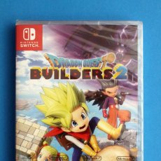 Videojuegos y Consolas Nintendo Switch: NINTENDO SWITCH - DRAGON QUEST BUILDERS 2 - PRECINTADO. Lote 204165038