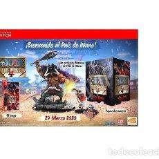 Videojuegos y Consolas Nintendo Switch: ONE PIECE: PIRATE WARRIORS 4 - KAIDO COLLECTOR'S EDITION - NINTENDO SWITCH PAL ESPANA. Lote 204441172