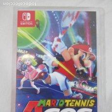 Videojuegos y Consolas Nintendo Switch: MARIO TENNIS ACES - NINTENDO SWITCH. Lote 204653071