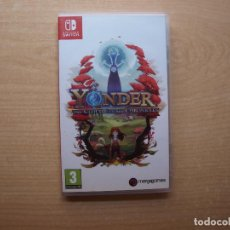 Videojuegos y Consolas Nintendo Switch: YONDER THE CLOUD CATCHER CHRONICLES - NUEVO. Lote 205358880