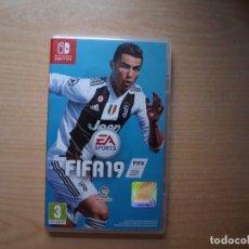 Videojuegos y Consolas Nintendo Switch: FIFA 19 - EA SPORTS - NUEVO. Lote 205530132