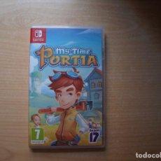 Videojuegos y Consolas Nintendo Switch: MY TIME AT PORTIA - NUEVO. Lote 205530496