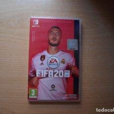 Videojuegos y Consolas Nintendo Switch: FIFA 20 - NUEVO. Lote 205531210