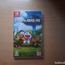 Videojuegos y Consolas Nintendo Switch: DORAEMON STORY OF SEASONS - NUEVO. Lote 205534360