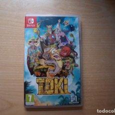 Videojuegos y Consolas Nintendo Switch: TOKI - NUEVO. Lote 205535237