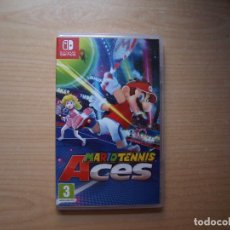 Videojuegos y Consolas Nintendo Switch: MARIO TENNIS ACES - NUEVO. Lote 205535841