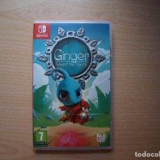 Videojuegos y Consolas Nintendo Switch: GINGER: BEYOND THE CRYSTAL - NUEVO. Lote 205536007