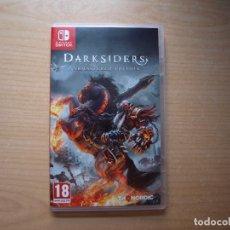 Videojuegos y Consolas Nintendo Switch: DARKSIDERS WARMASTERED EDITION - NUEVO. Lote 205536235