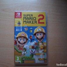 Videojuegos y Consolas Nintendo Switch: SUPER MARIO MAKER 2 - NUEVO. Lote 205536412
