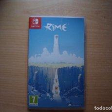 Videojuegos y Consolas Nintendo Switch: RIME - NUEVO. Lote 205536792