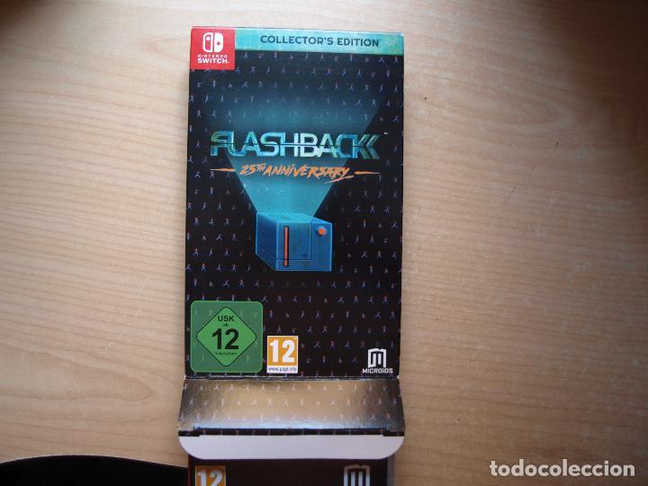 FLASHBACK S5 ANNIVERSARY - NUEVO (Juguetes - Videojuegos y Consolas - Nintendo - Switch)