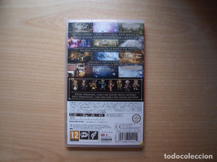 Videojuegos y Consolas Nintendo Switch: OCTOPATH TRAVELER - NUEVO - Foto 2 - 205585123