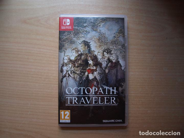 OCTOPATH TRAVELER - NUEVO (Juguetes - Videojuegos y Consolas - Nintendo - Switch)