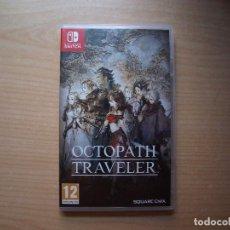 Videojuegos y Consolas Nintendo Switch: OCTOPATH TRAVELER - NUEVO. Lote 205585123