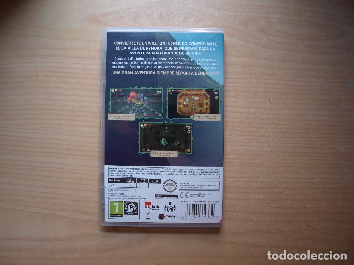 Videojuegos y Consolas Nintendo Switch: MOONLIGHTER - NUEVO - Foto 2 - 205586153