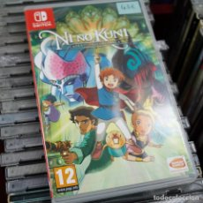Videojuegos y Consolas Nintendo Switch: NI NO KUNI. LA IRA DE LA BRUJA BLANCA - NINTENDO SWITCH - VIDEOJUEGO SEGUNDA MANO. Lote 205889783