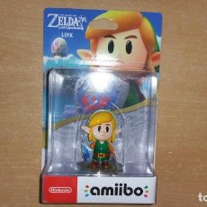 Videojuegos y Consolas Nintendo Switch: AMIIBO THE LEGEND OF ZELDA LINK AWAKENING PRECINTADO. Lote 206035632