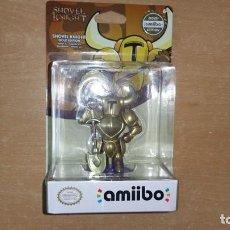 Videojuegos y Consolas Nintendo Switch: AMIIBO SHOVEL KNIGHT GOLD EDITION PRECINTADO. Lote 206056843
