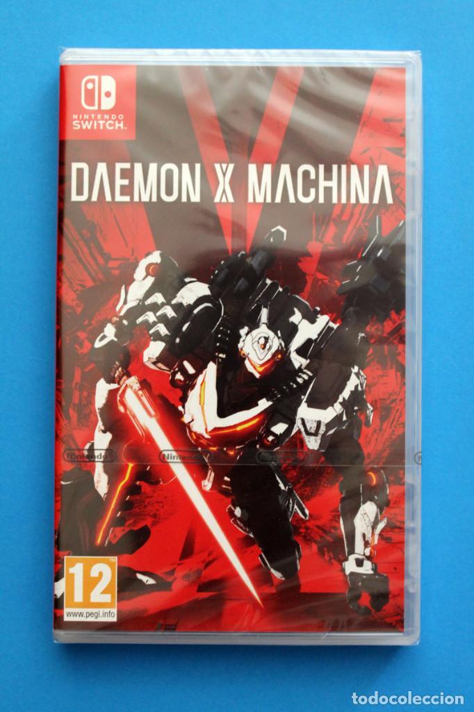NINTENDO SWITCH - DAEMON X MACHINA - PRECINTADO (Juguetes - Videojuegos y Consolas - Nintendo - Switch)