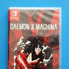 Videojuegos y Consolas Nintendo Switch: NINTENDO SWITCH - DAEMON X MACHINA - PRECINTADO. Lote 206245370