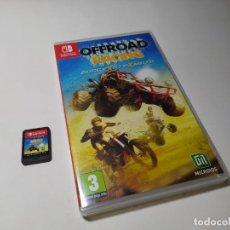Videojuegos y Consolas Nintendo Switch: OFF ROAD RACING - BUGGY X ATV ( NINTENDO SWITCH ). Lote 206371745