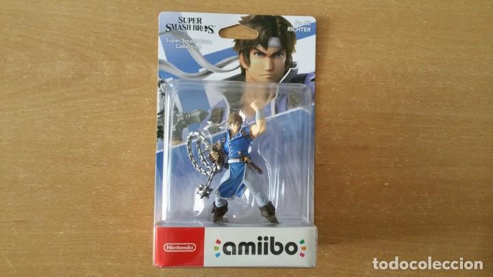 AMIIBO N° 82 RICHTER CASTLEVANIA NINTENDO PRECINTADO (Juguetes - Videojuegos y Consolas - Nintendo - Switch)