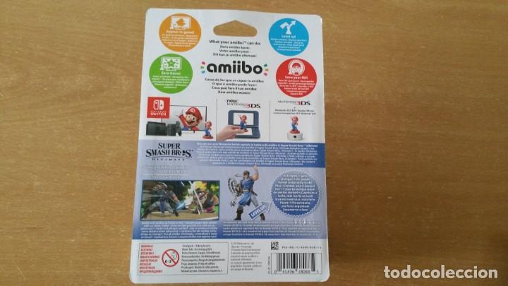 Videojuegos y Consolas Nintendo Switch: AMIIBO N° 82 RICHTER CASTLEVANIA NINTENDO PRECINTADO - Foto 3 - 206378408