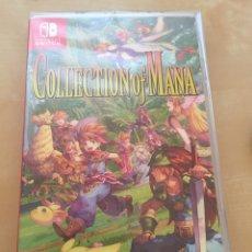 Videojuegos y Consolas Nintendo Switch: COLLECTION OF MANA - PRECINTADO - NUEVO - NINTENDO SWITCH - PAL ESP ESPAÑA - DESCATALOGADO SECRET OF. Lote 207197603