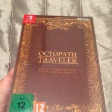 Videojuegos y Consolas Nintendo Switch: OCTOPATH TRAVELER - COMPENDIUM EDITION - NUEVO - NINTENDO SWITCH. Lote 207199326