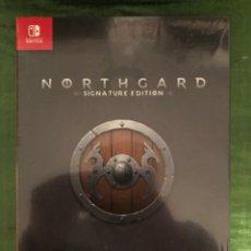 Videojuegos y Consolas Nintendo Switch: NORTHGARD SIGNATURE EDITION SWITCH PRECINTADO!!!. Lote 207294998