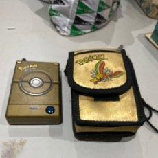 Jeux Vidéo et Consoles: POKEDEX DELUXE 2001 TIGER NINTENDO AGENDA Y CONSOLA -CON SU CARTUCHERA ORIGINAL. Lote 208168416